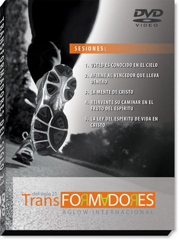 Transformadores DVDs - Español