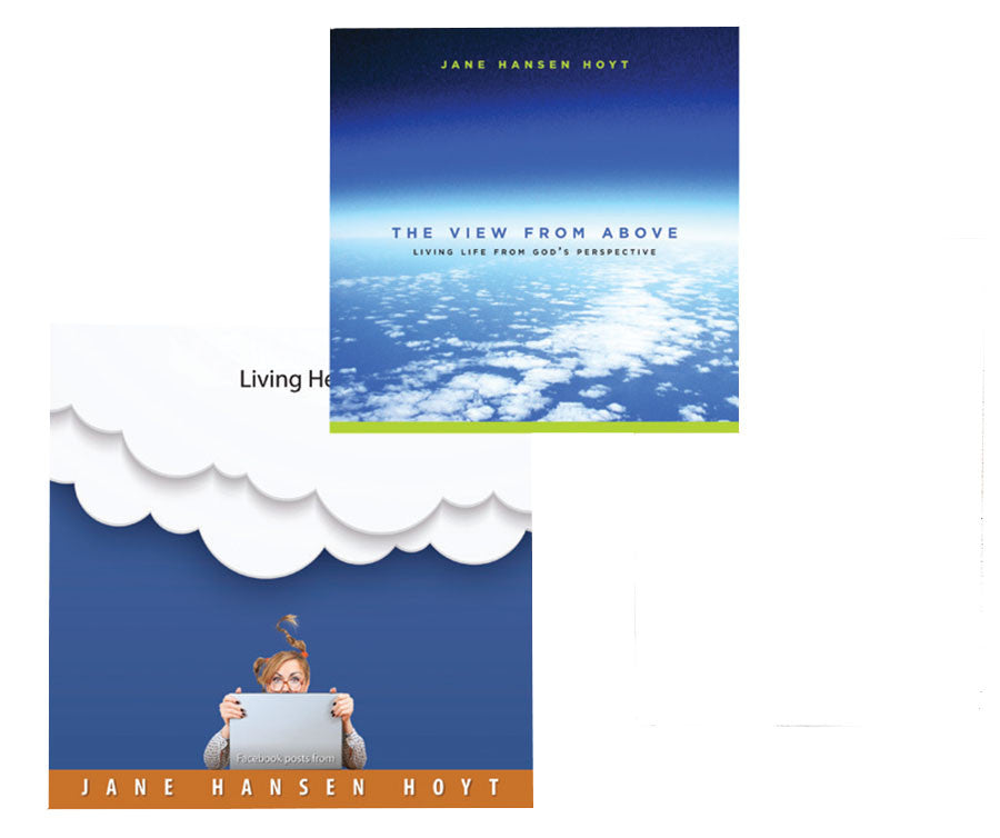 'The View from Above' and 'Living Heaven to Earth' Bundle