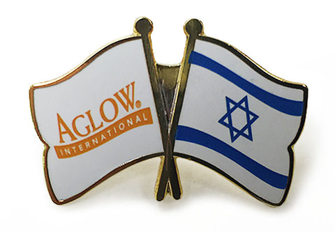 Israel / Aglow Pin
