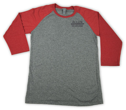 NEW! Sporty 3/4 Sleeve Baseball Shirt