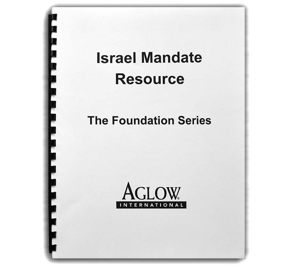 Israel Mandate Resource