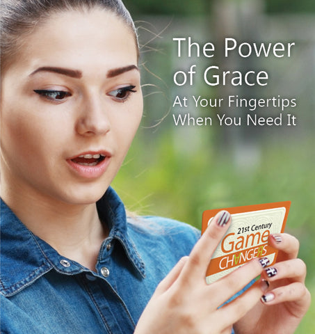 NEW! GameChangers Grace Cards