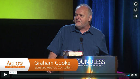 Graham Cooke: 50th Anniversary Leaders' Summit II - The Anatomy of Overcoming