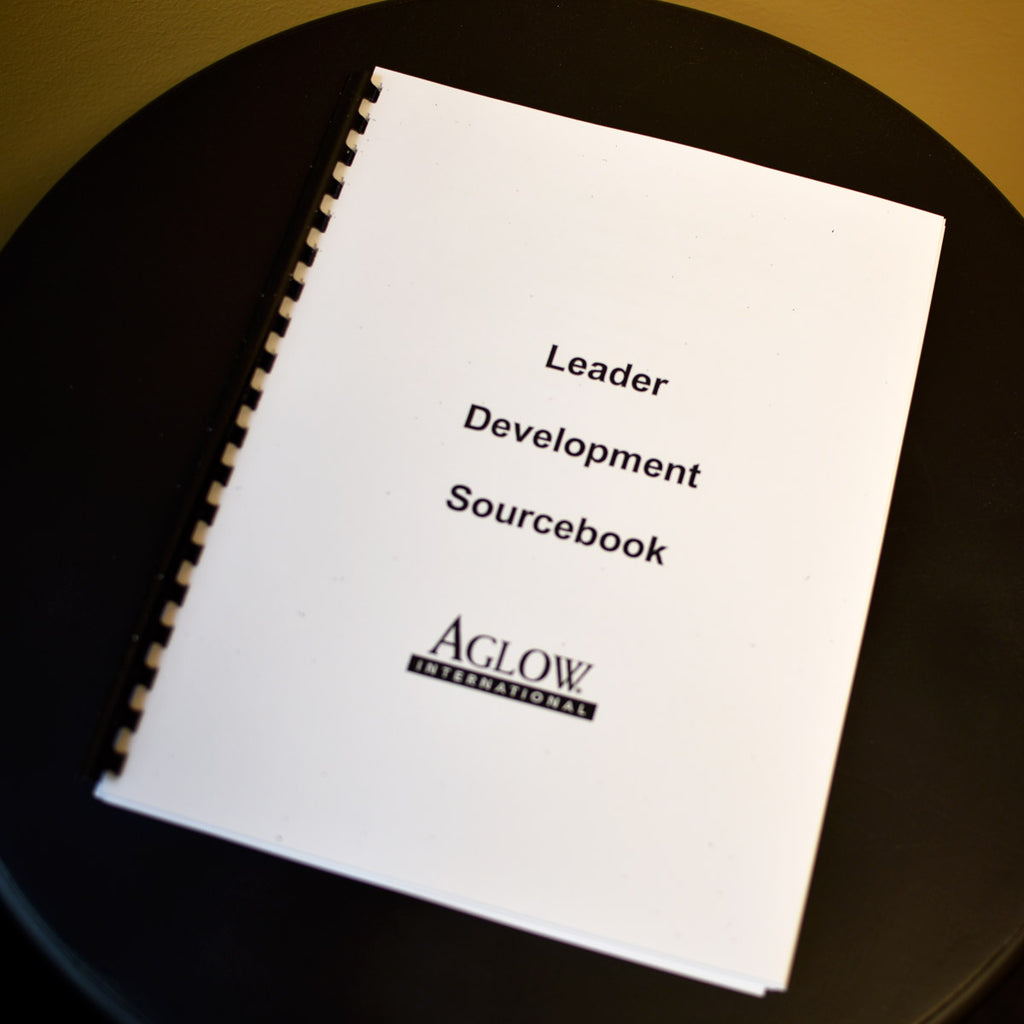 Leader Development Sourcebook - Volume 1