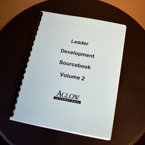 Leader Development Sourcebook -- Volume 2