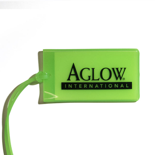 Aglow Luggage Tags