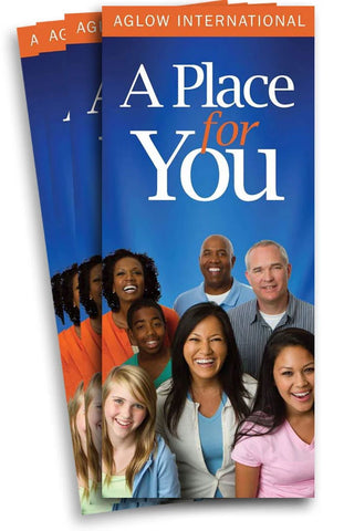 """A Place for You"" Ministry Brochure"
