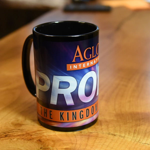 """Propel the Kingdom Forward""  Mug"
