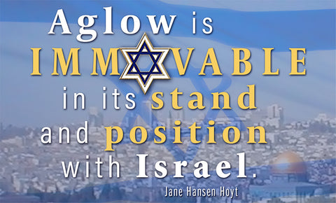 Stand with Israel - Magnet