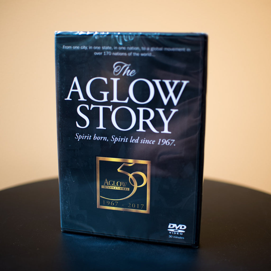 The Aglow Story -DVD