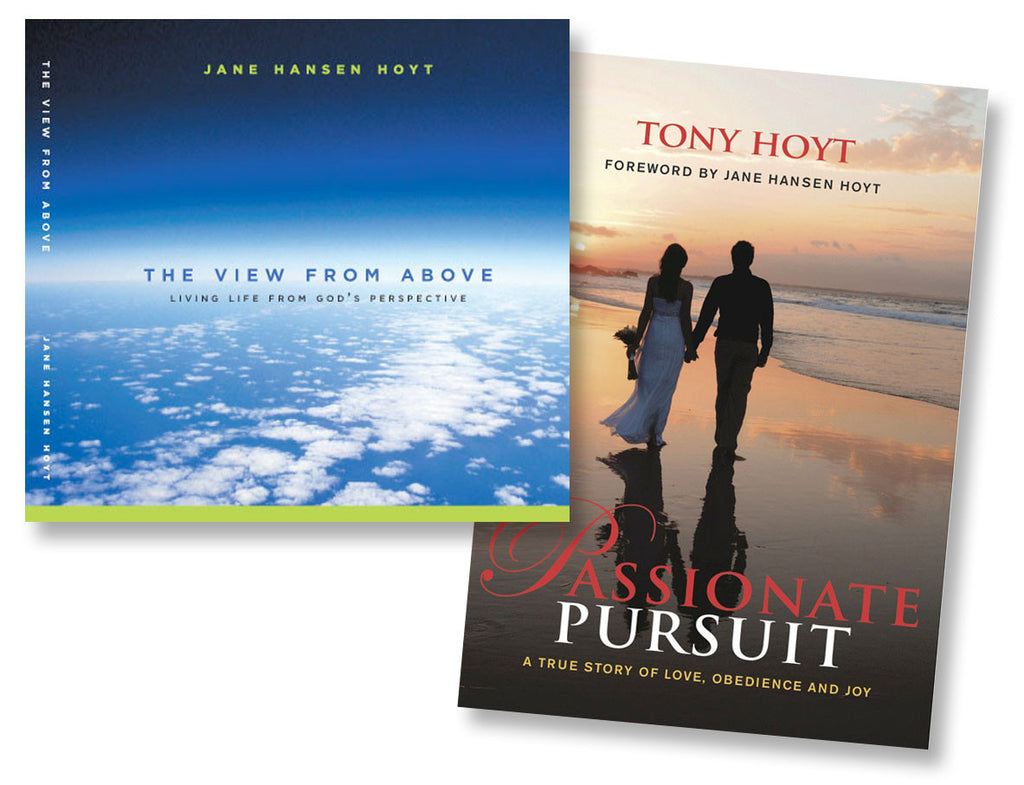 The View from Above and Passionate Pursuit Bundle