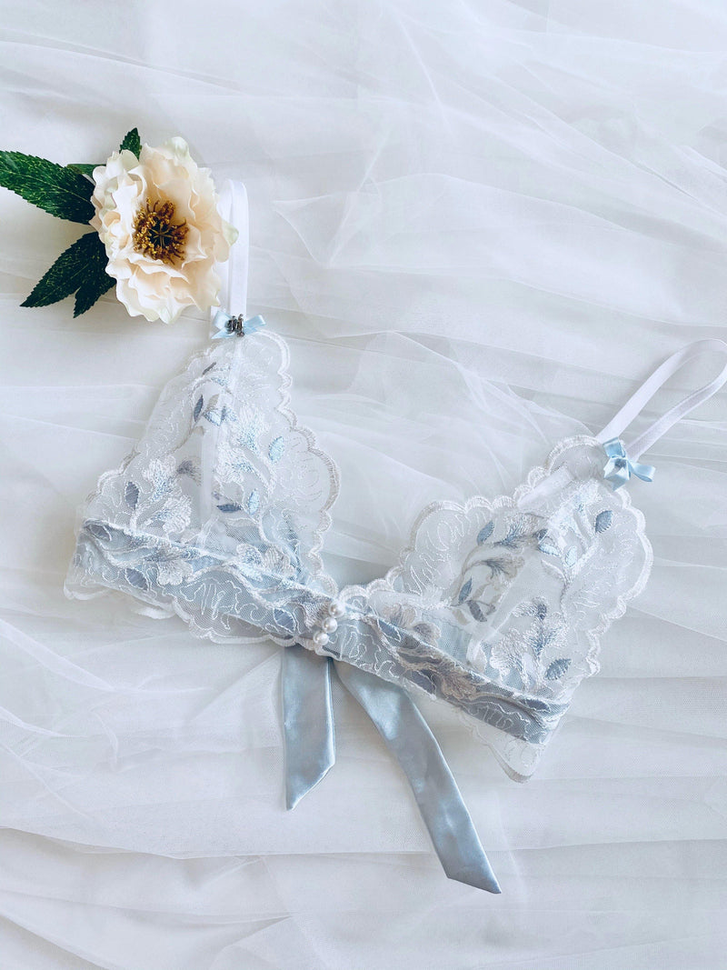 Forget Me Not Bralette