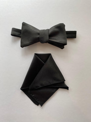 Bow Tie & Pocket Square
