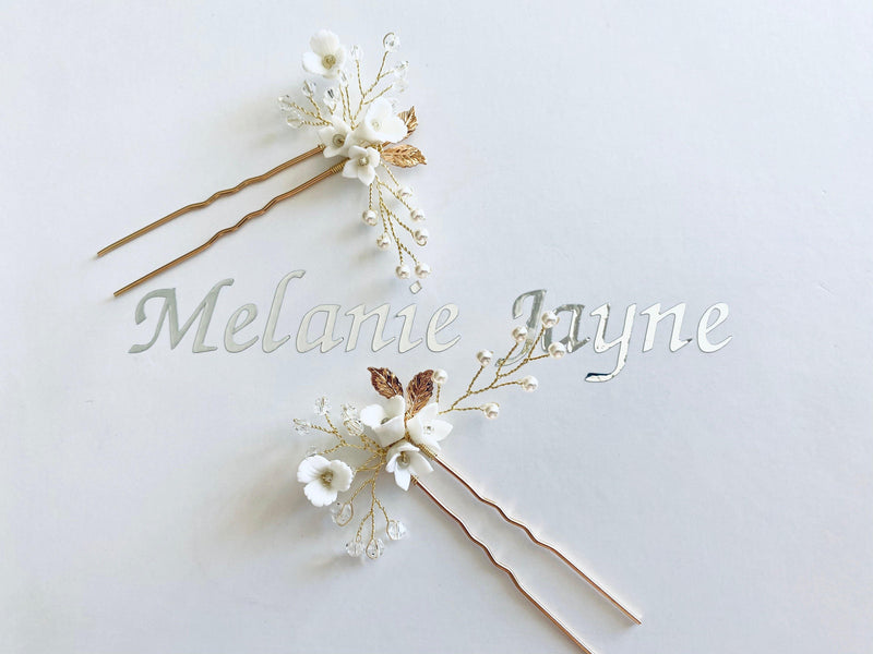 Belle Hair Pins set 2