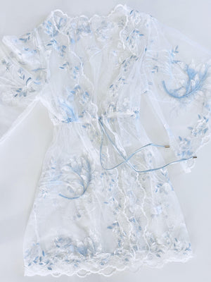 Forget Me Not Robe