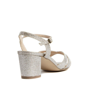 Bridal Block Heels for comfort