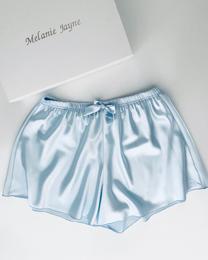 Satin Boxer Shorts