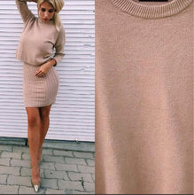 Load image into Gallery viewer, Sweater / Straped Dress Set