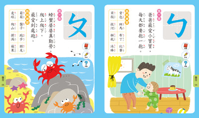 Food Superman Learning Chinese Mandarin Language for Beginner