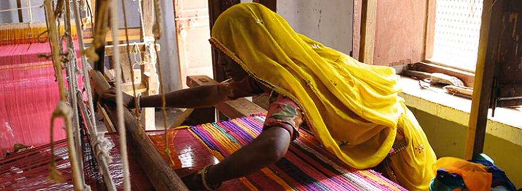 Women Artisans of Tilonia® - Weaver