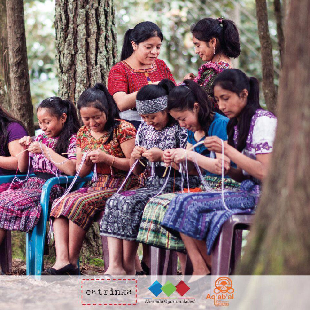 Give the Gift of Life Skills to Adolescent Girls in Rural Guatemala from Sprout Enterprise®