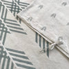 MATTER X Tilonia® Queen Duvet Set in Leharia in Grey