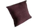Tilonia® Queen Duvet Set in Fancy Paisley in Cranberry Red