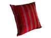 El Camino de Los Altos Striped Pillow - Faja Roja