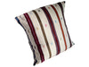El Camino de Los Altos Striped Pillow - Veronica