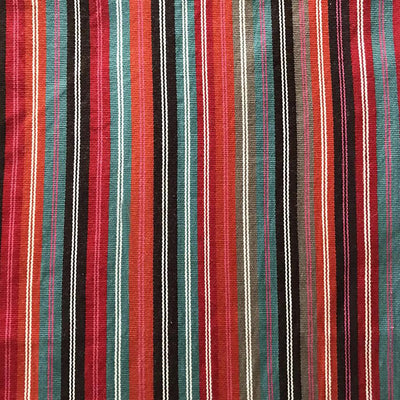 El Camino de Los Altos Striped Shawl - Dulce