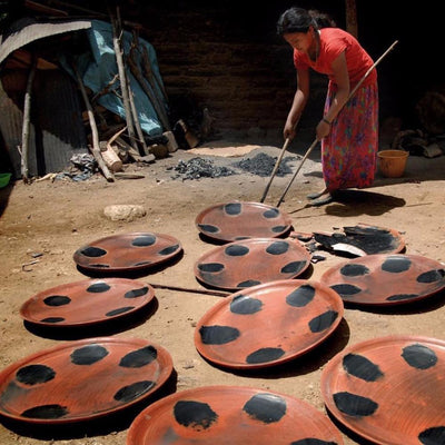 Give the Gift of a Sustainable Future to the Potters of Oaxaca