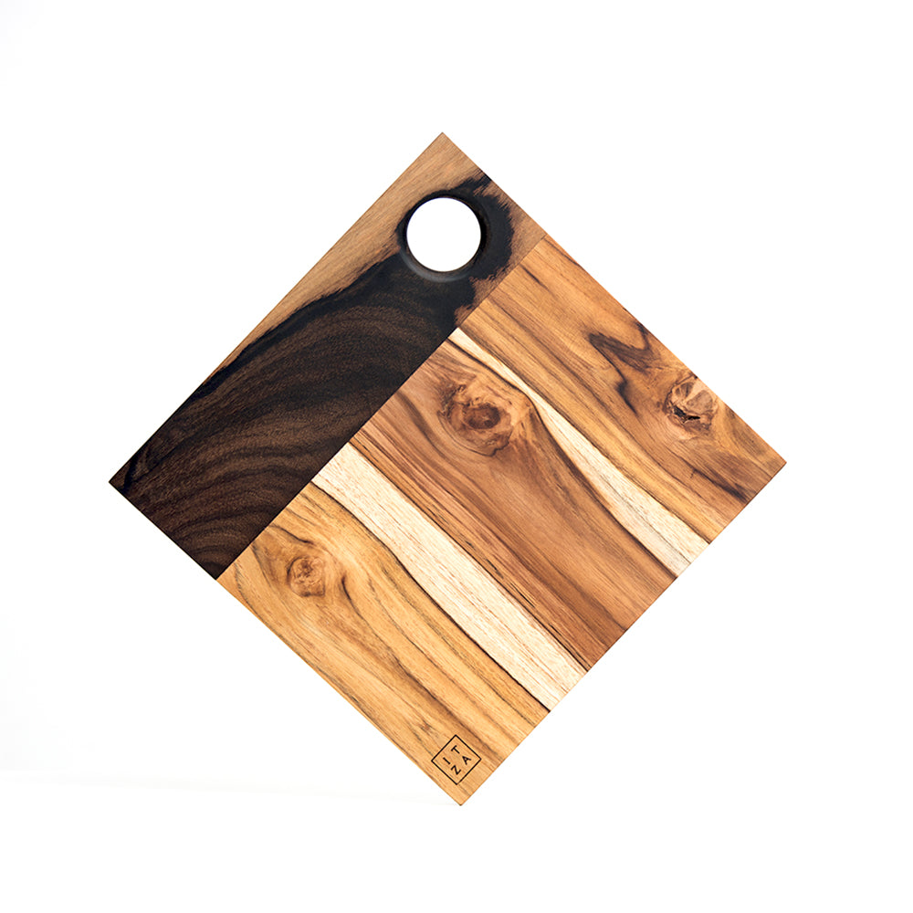 Itza Wood Small Serving Board - TCP01