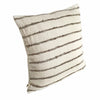 Natural Art Striped Pillow Cover - STP009D from Sprout Enterprise®