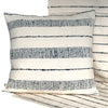 Natural Art Striped Pillow - STP012F