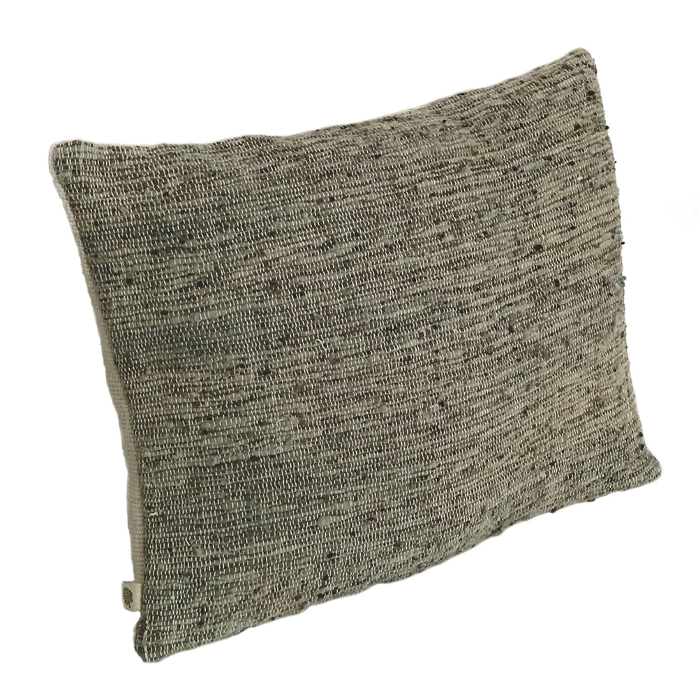Natural Art Lumbar Pillow - STP010G