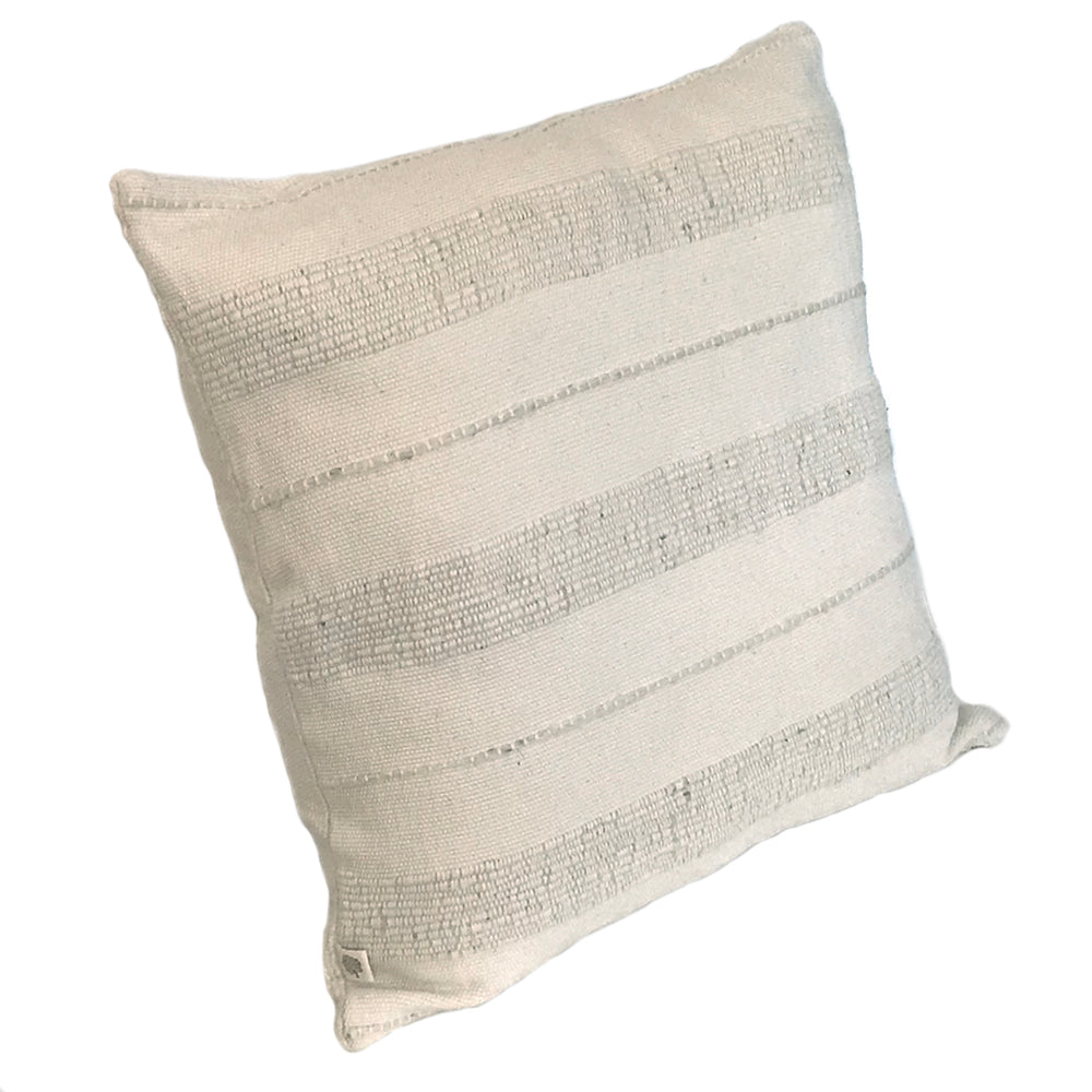 Natural Art Striped Pillow Cover - STP012A
