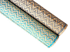 ROPE Eco Banana Flat Placemats - Set of 4