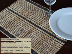 ROPE Classic Banana ROPE Table Runner (Wholesale)