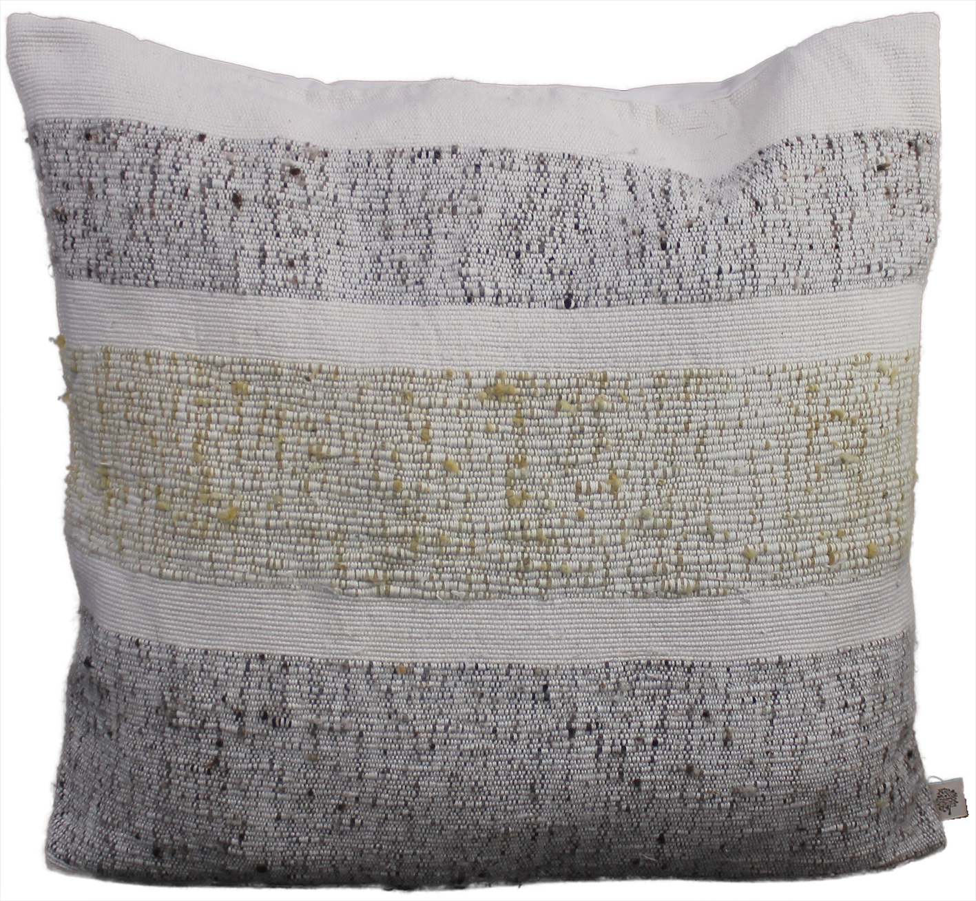 Natural Art Striped Pillow Cover - STP005F