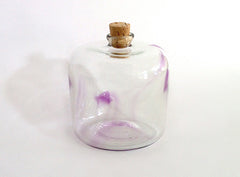 Xaquixe Handblown Glass Carboy - Violet