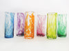 Xaquixe Shot Glass - Narrow - Set of 6 in Assorted Colors - Pre-Order