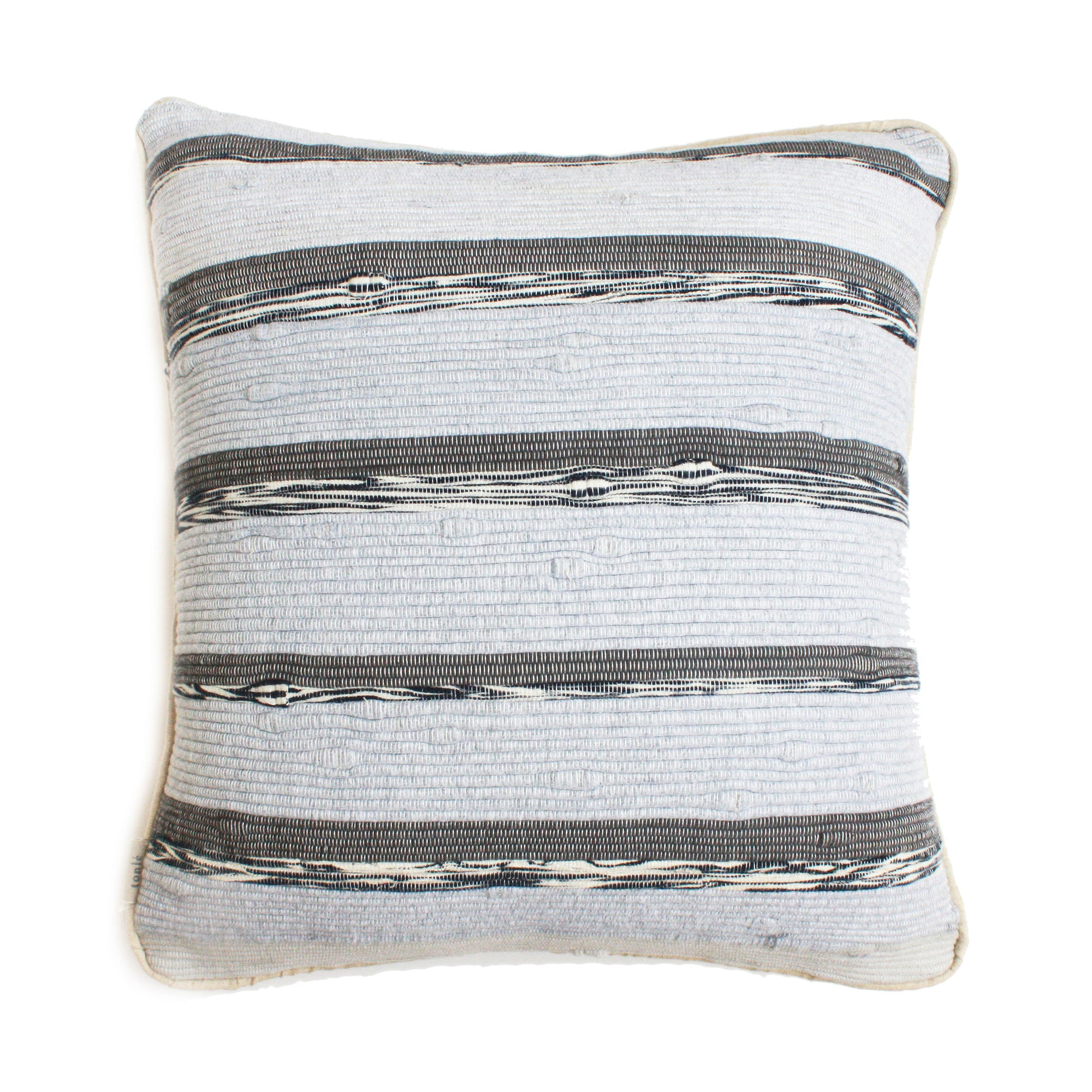 tonlé Takeo Pillow Cover - Pebble