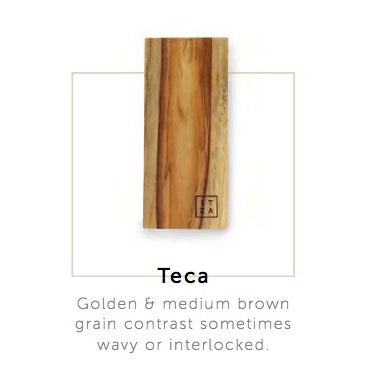 Itza Wood Small Serving Board - TCP03