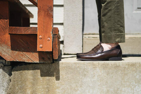 Olson Penny Loafers