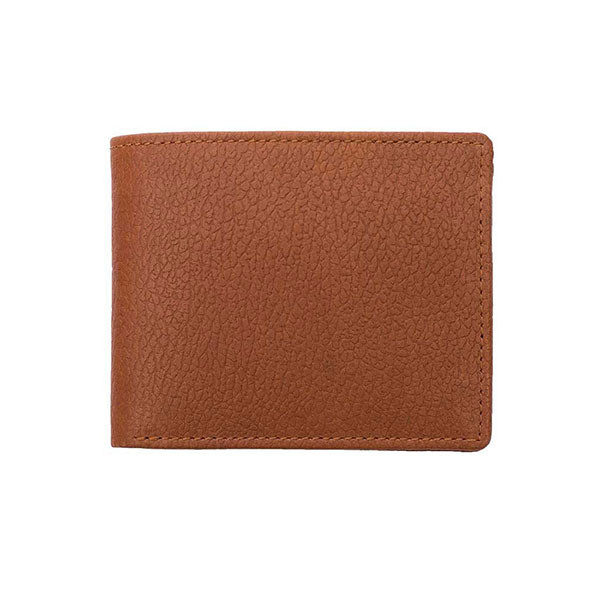 Mens leather wallet, perfect mens leather wallet, tan leather 6 card wallet