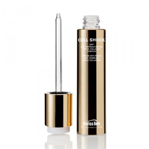 SWISS LINE - CELL SHOCK 360º Anti-Wrinkle Serum Triple Collagen Complex
