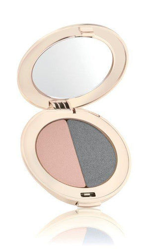 PurePressed Eye Duo - Hush/Smoky Grey