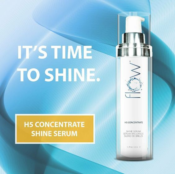 H5 CONCENTRATE Shine Serum
