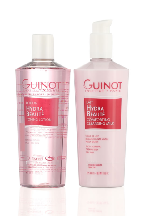 Hydra Beaute Cleansing Milk & Toning Lotion Duo PROMO
