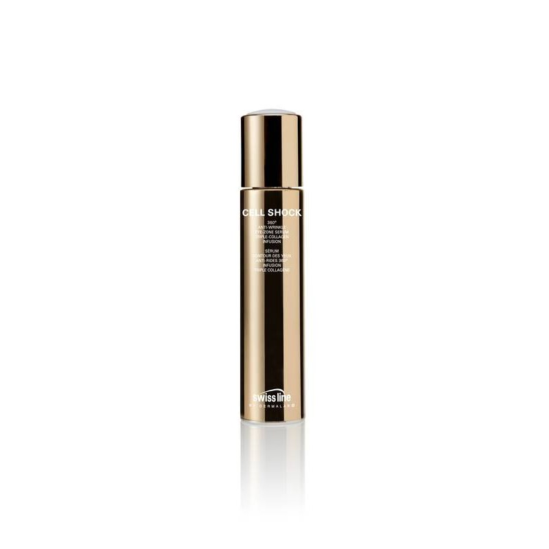CELL SHOCK 360° Anti-Wrinkle Eye Zone Serum